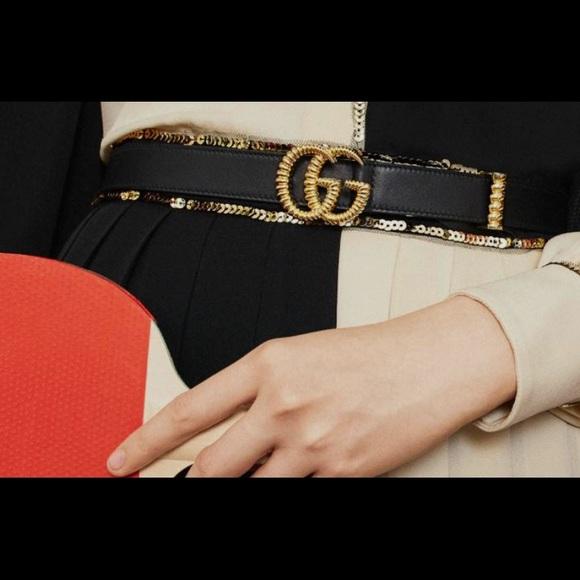 62dd23704 Gucci Accessories | Belt Prefall 2018 | Poshmark